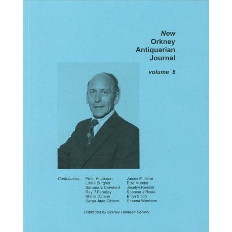 New Orkney Antiquarian Journal Vol. 8