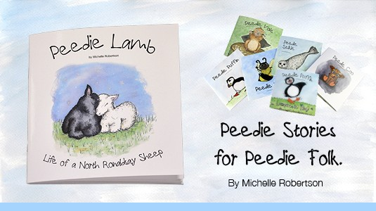 Peedie Series for Children