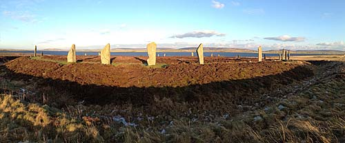 Celebrate the Spirit of the Stones at the Ring of Brodgar.