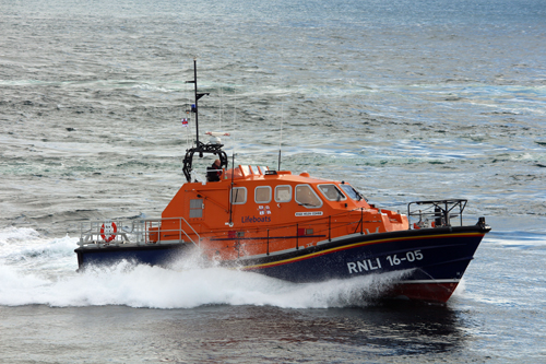 Longhope Lifeboat. (Picture: Craig Taylor)