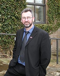 Orkney Islands Council convener, Councillor Steven Heddle.