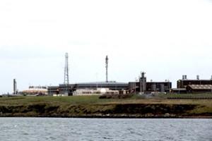 Flotta Oil Terminal   (Picture: Craig Taylor)