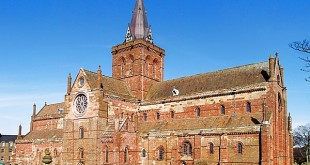 St Magnus Cathedral. (Sigurd Towrie)
