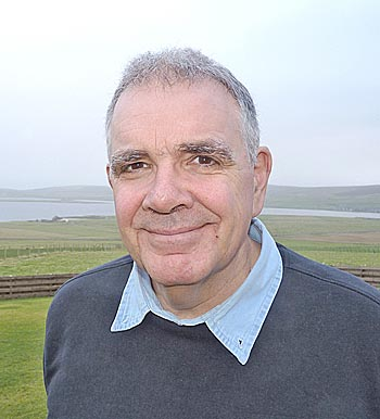 The late Alistair Gordon.