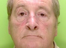 Roger Caffrey has been jailed for 17-and-a-half years.