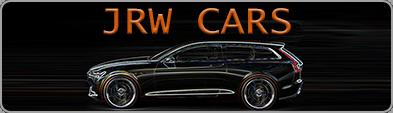 JRW Cars Logo