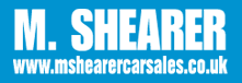 M Shearer Cars Logo