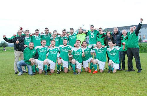 Thorfinn sealed a first 'A' League title since 2010 this evening, beating Hotspurs 3-2 in a final night decider. (Photo: www.theorcadianphotos.co.uk)