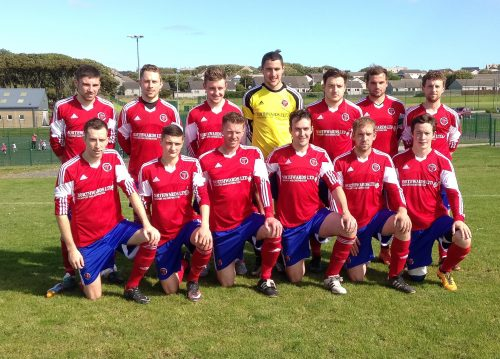 Orkney FC are unbeaten so far this season.