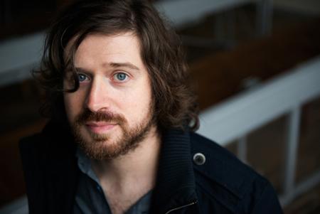 Kris Drever is performing in the King Street Halls in Kirkwall tonight. (Genevieve Stevenson)