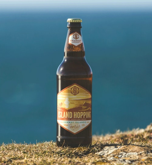 The Orcadian Online  Swannay Brewery beer takes silver at UK wide beer awards