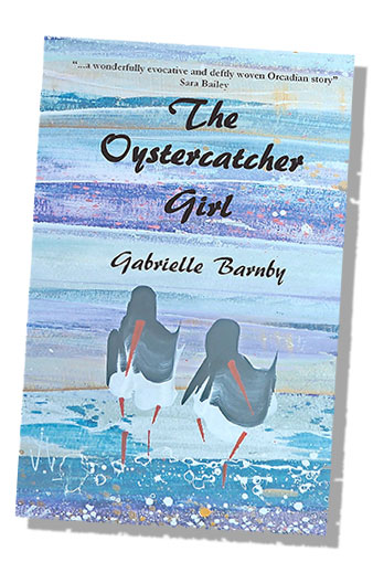 Oystercatcher Girl cover