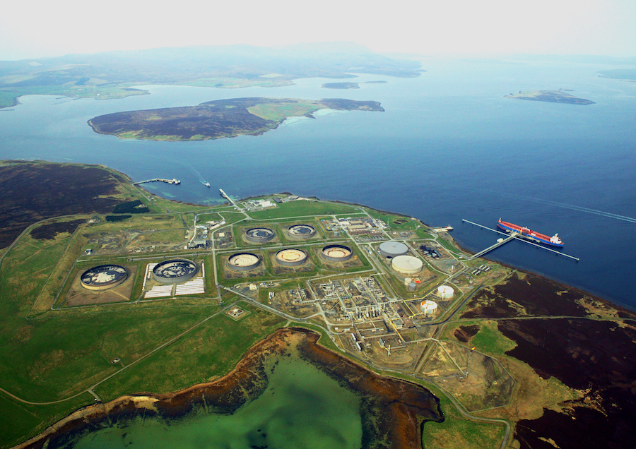 Jobs To Be Lost At Flotta Oil Terminal The Orcadian Online