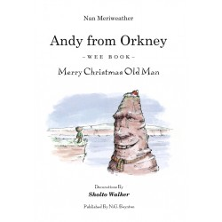 Andy From Orkney - Wee Book: Merry Christmas Old Man