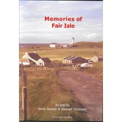 Memories of Fair Isle -CD