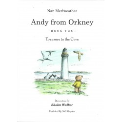 Andy from Orkney - Book Two: Treasure In The Cove