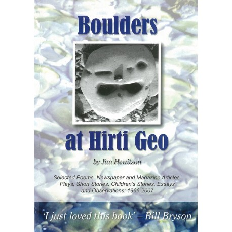Boulders at Hirti Geo