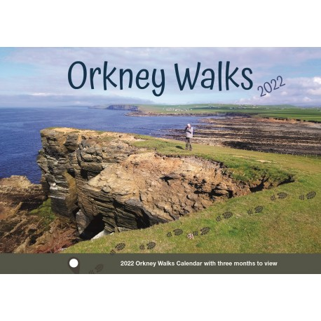 2022 Orkney Walks Calendar