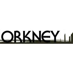 Window Sticker - Orkney Standing Stones
