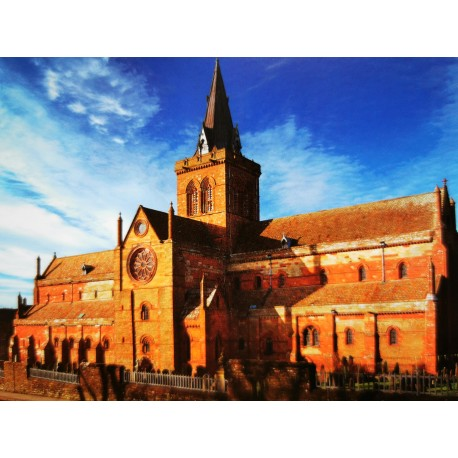 Orkney Card - St Magnus Cathedral