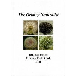 The Orkney Naturalist - 2021
