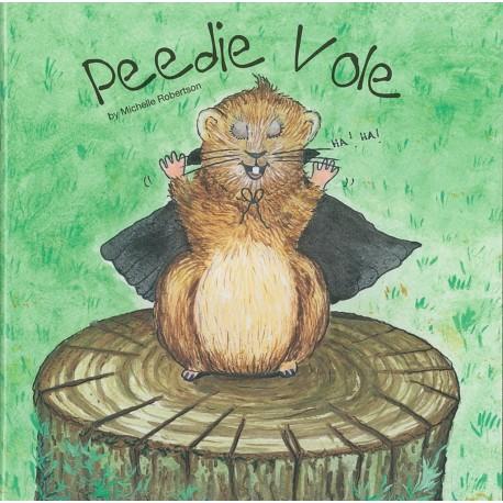 Peedie Vole