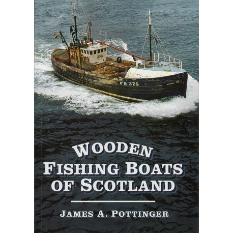 Wooden Fishing Boats of Scotland
