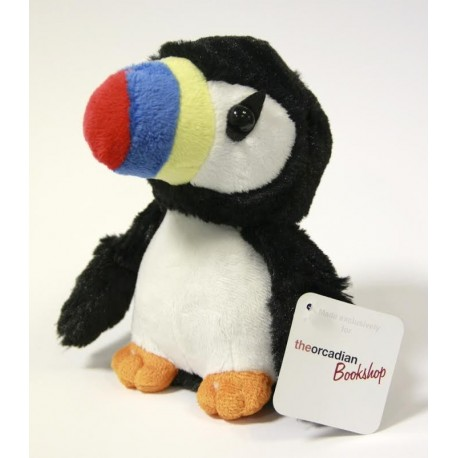 Peedie Puffin Soft Toy