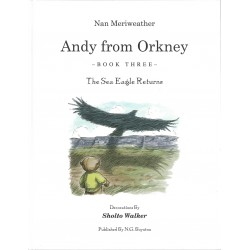 Andy from Orkney - The Sea Eagle Returns - Book Three