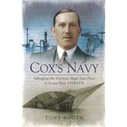 Cox's Navy: Salvaging the German High Seas Fleet