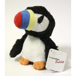 Peedie Puffin Soft Toy