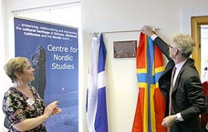 Norwegian ambassador opens Centre for Nordic Studies