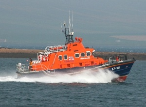 Stromness Lifeboat.