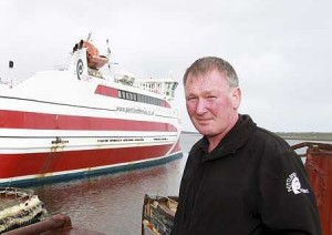 Pentland Ferries says it is waiting for answer to legal question over RET scheme