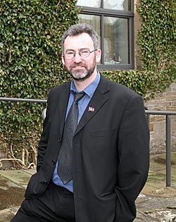 Orkney Islands Council convener, Councillor Steven Heddle.
