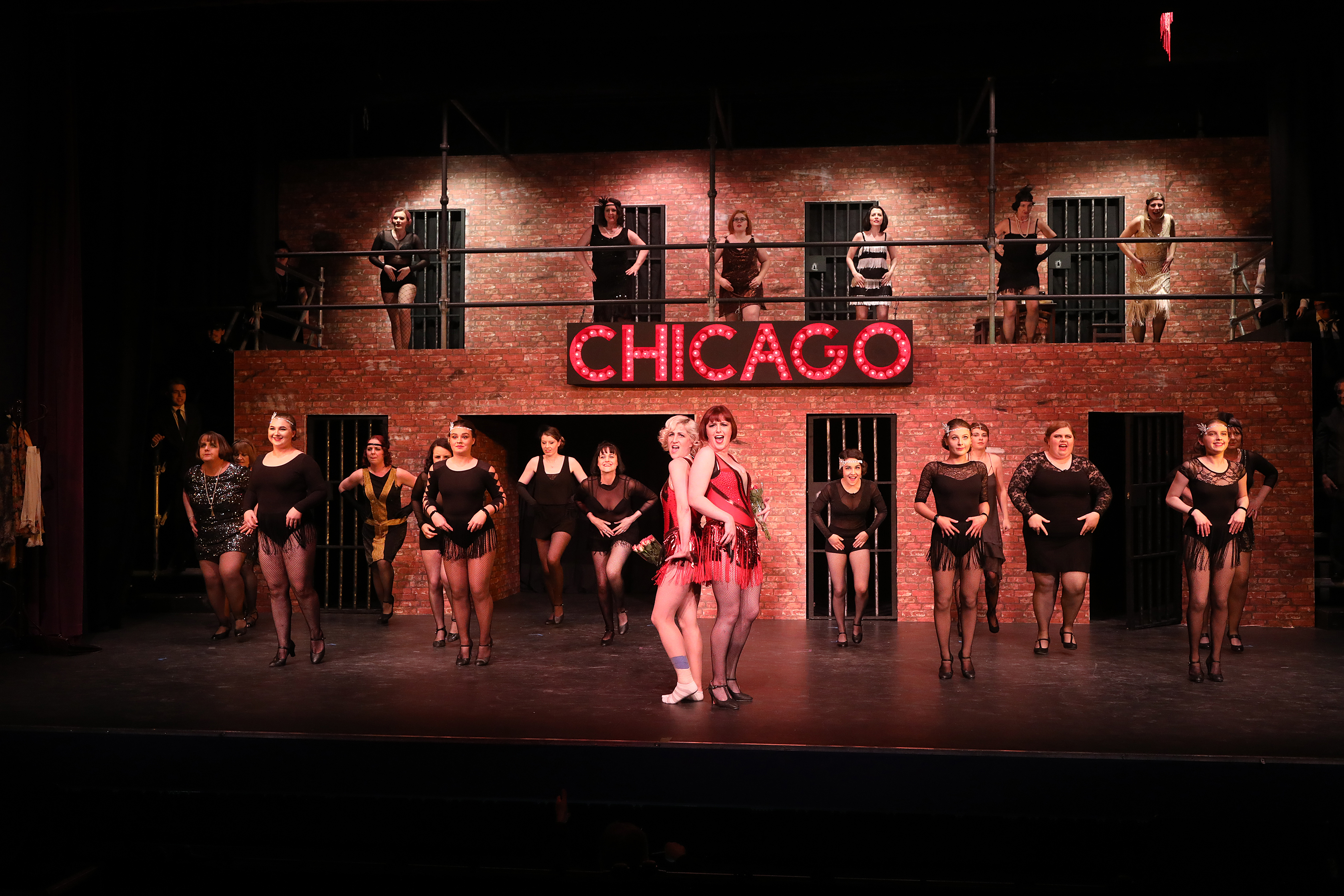 Show Review...CHICAGO