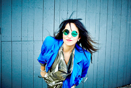 KT Tunstall will play in Kirkwall on Wednesday, August 24.
