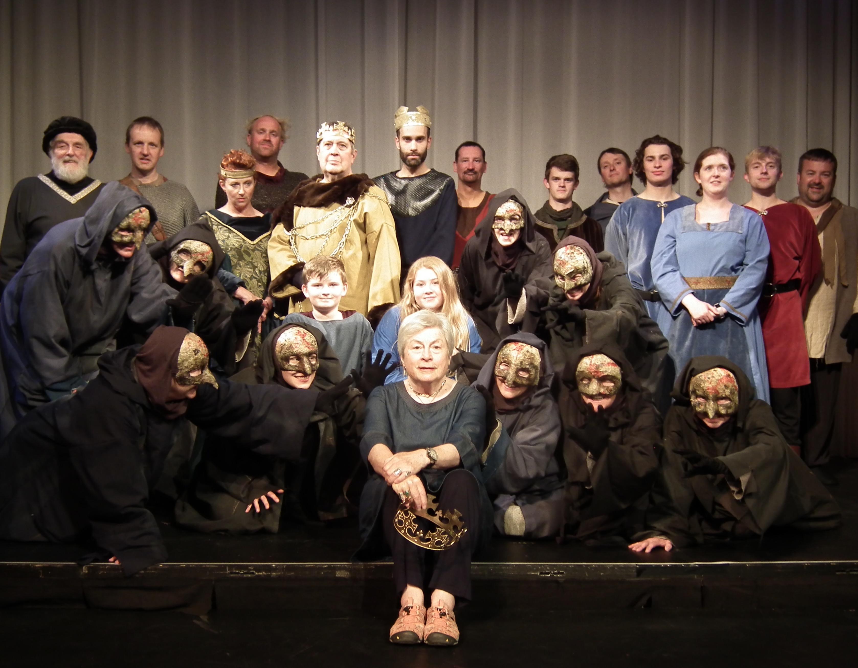Stromness Drama Club's Macbeth