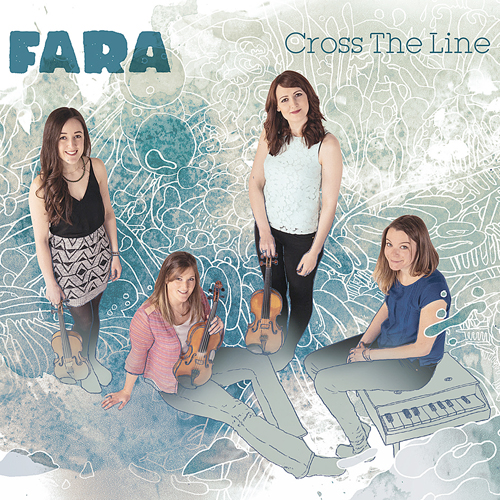 Fara's debut album will be launched tonight, at the King Street Halls in Kirkwall.