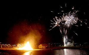 Kirkwall bonfire and firewoks set to go ahead