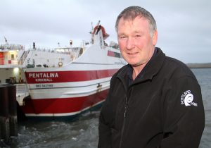 Pentland Ferries invites new transport minister to Orkney to unlock subsidy delay