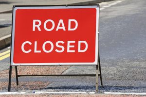 Bridge Street Closed on Monday