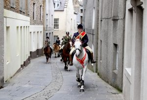 Annual hack kicks off week of Stromness festivities