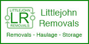 Littlejohn Removals Advert
