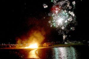 Kirkwall bonfire and fireworks event postponed