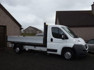 2013 Citroen Relay 35 L3 Dropside HDi