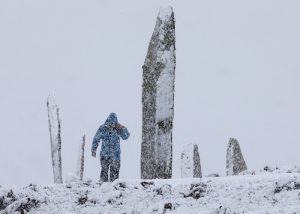 Yellow weather warning issued for Orkney
