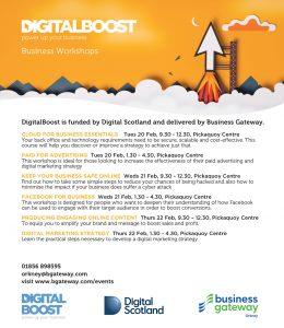 Business Gateway: DigitalBoost