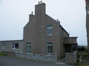 Kettletoft Garage House , Sanday