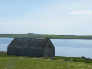 The Old Kirk , Rousay